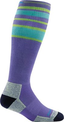 Darn Tough Women's Trail Legs Over The Calf Cushion with Compression Sock