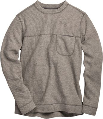 Toad & Co Men's Breithorn Crew Sweater