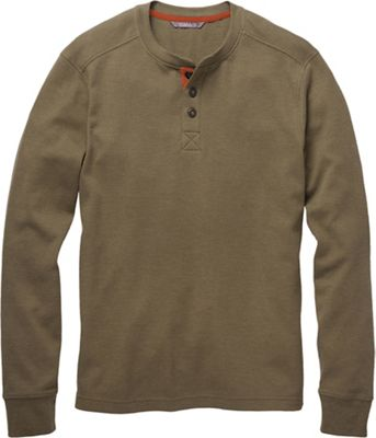 Toad & Co Men's Framer LS Henley