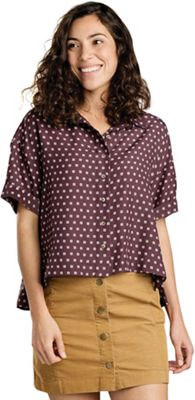 Toad & Co Women's Hillrose SS Shirt