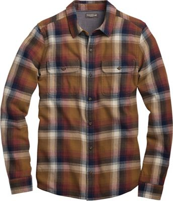 Toad & Co Men's Indigo Flannel LS Shirt