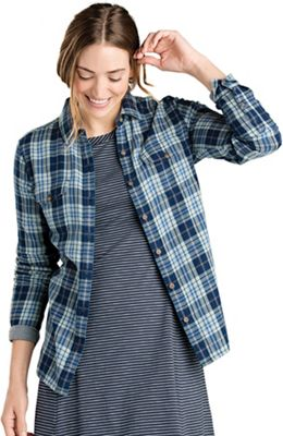 Toad & Co Women's Indigo Skye LS Shirt