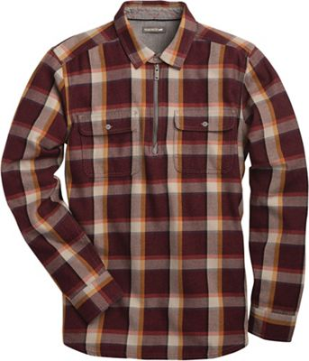 Toad & Co Men's Ranchero 1/4 Zip Shirt