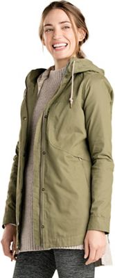 Toad & Co Women's Tangerine Falls Jacket