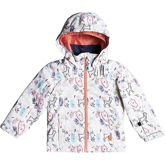 ed1964e39593 Roxy Toddler Girls  Mini Jetty Jacket - Moosejaw