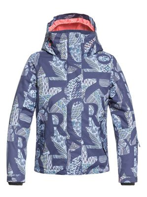 Roxy Girls' Roxy Jetty Girl Jacket
