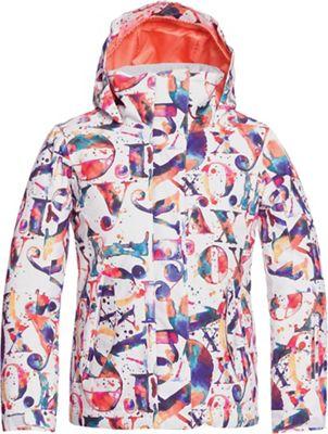 Roxy Girls' Roxy Jetty Girl Jacket
