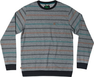 HippyTree Men's Avalon Crew LS Shirt