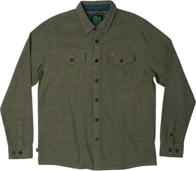 HippyTree Men's Longview Flannel Shirt