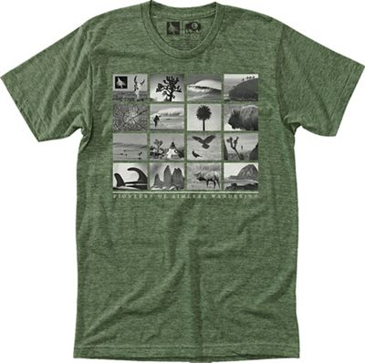 HippyTree Men's Montage Tee