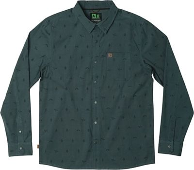 HippyTree Men's Token Woven Shirt