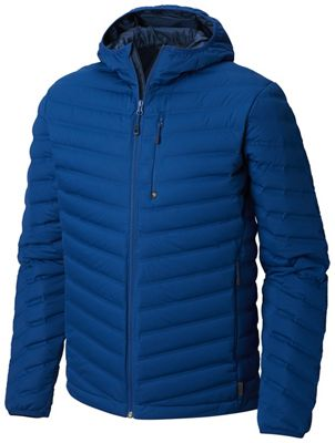 Mountain Hardwear Men's StretchDown Hooded Jacket