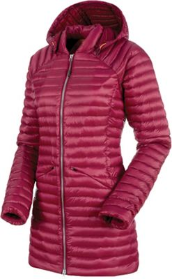 Mammut Women's Alvra Light IN Hooded Parka
