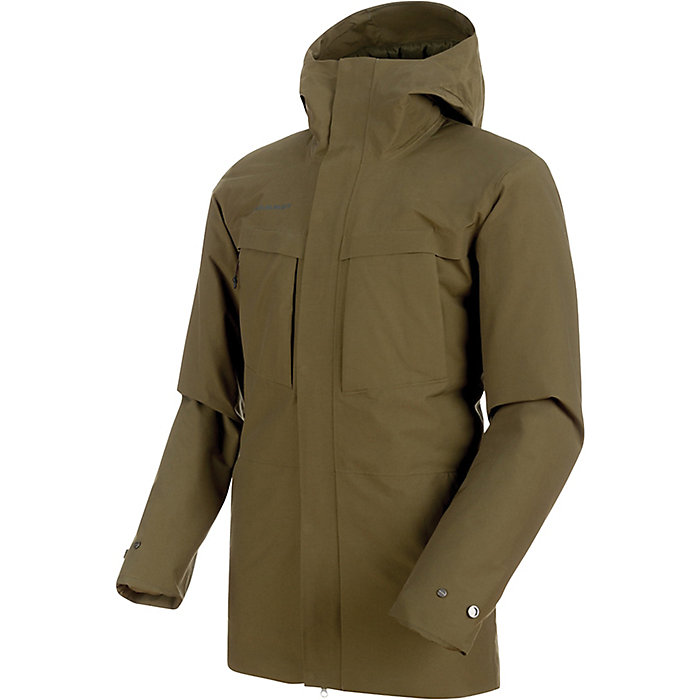 Mammut Men S Chamuera Hs Thermo Hooded Parka Moosejaw
