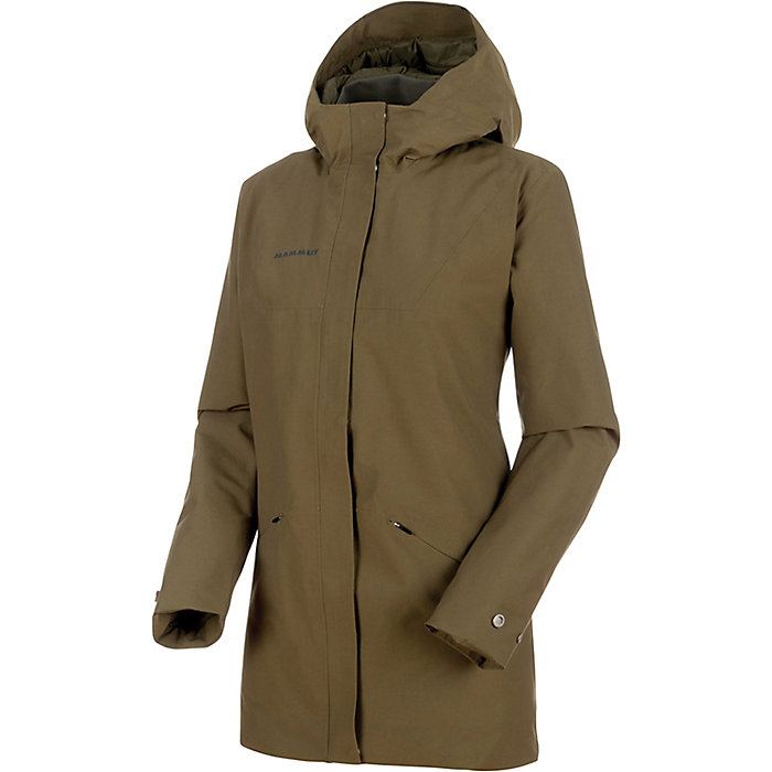 4143cd5a Mammut Women's Chamuera HS Thermo Hooded Parka - Moosejaw