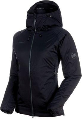 Mammut Women's Rime IN Flex Hooded Jacket
