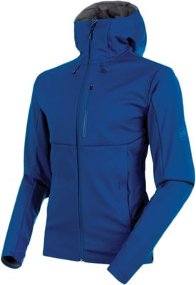 Mammut Men's Ultimate V SO Hooded Jacket