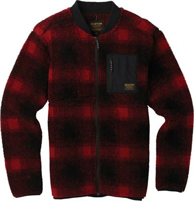 Burton Men's Premium Grove Full Zip Jacket