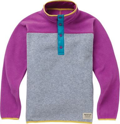 Burton Youth Spark Anorak Fleece Jacket
