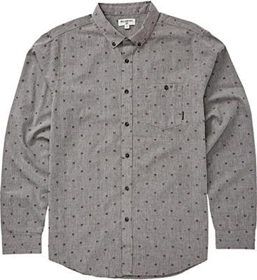 Billabong Men's All Day Jacquard LS Shirt