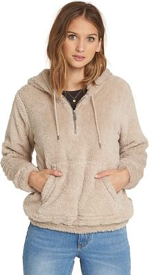 Billabong Women's Cozy For Keeps Fleece Top