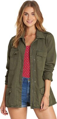 Billabong Women's Right Left Right Jacket