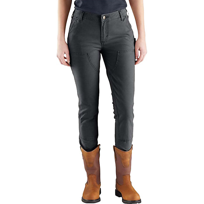 2a7ca16f70665 Carhartt Women's Crawford Double Front Slim Fit Pant - Moosejaw