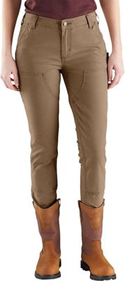 Carhartt Women's Crawford Double Front Slim Fit Pant