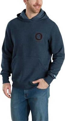 Carhartt Men's Force Delmont Pullover Hooded Sweatshirt