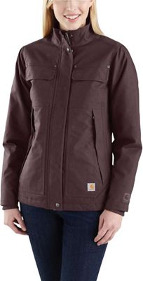 Carhartt Women's Quick Duck Jefferson Traditional Jacket