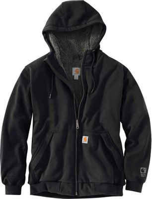 Carhartt Mens Big /& Tall Rd Rockland Sherpa Lined Hooded Sweatshirt Hooded Sweatshirt