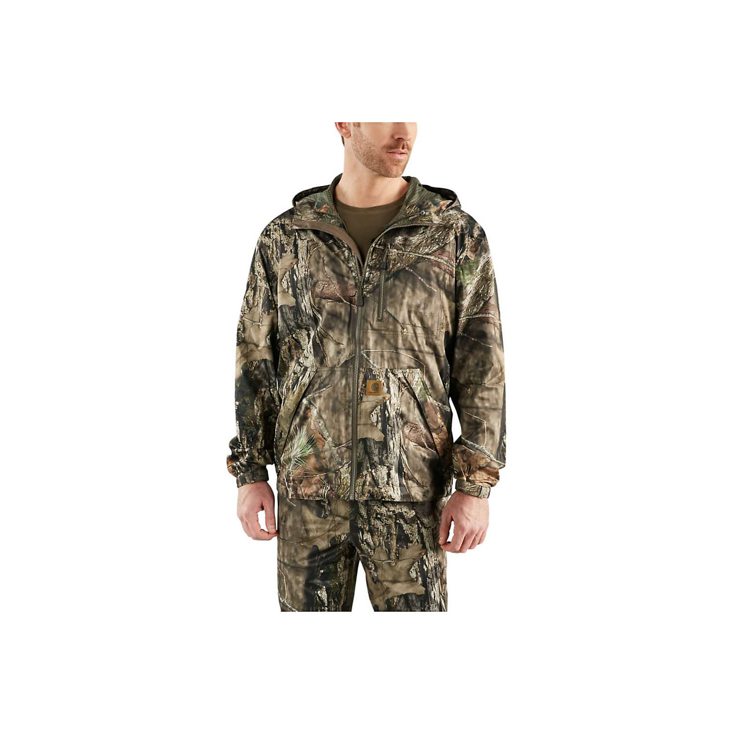 d50e694833240 Carhartt Men's Stormy Woods Jacket. Double tap to zoom
