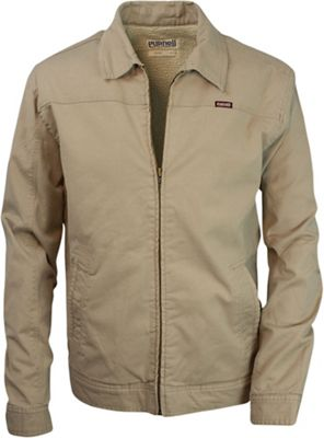 Purnell Men's Canvas Sherpa-Lined Jacket