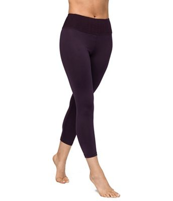 Manduka Women's Essential Cropped Legging