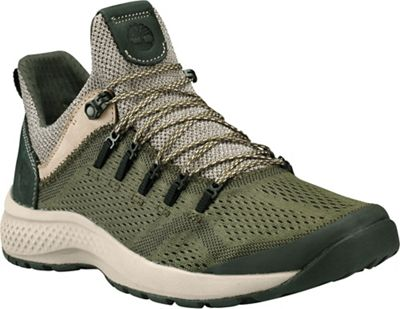 Timberland Men's FlyRoam Go Leather Chukka Shoe Mountain