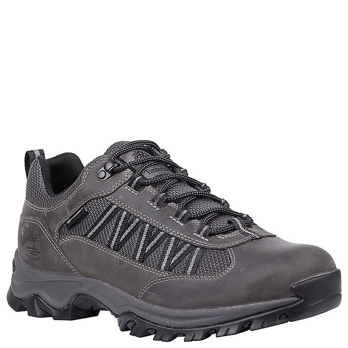 31ee6534685 Timberland Men's MT. Maddsen Lite Low Waterproof Shoe - Moosejaw