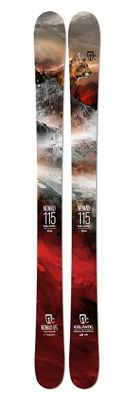 Icelantic Men's Nomad 115 Skis