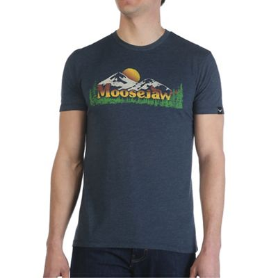 Moosejaw Men's Wherever I May Roam Vintage Regs SS Tee