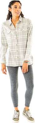 Carve Designs Women's Cully LS Woven Shirt
