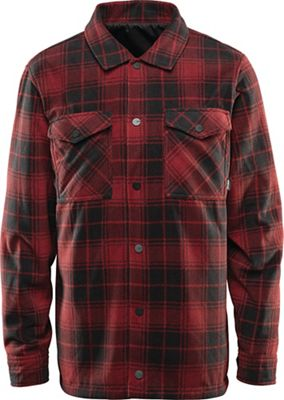 Thirty Two Men's Drifter Reversible Fleece Jacket