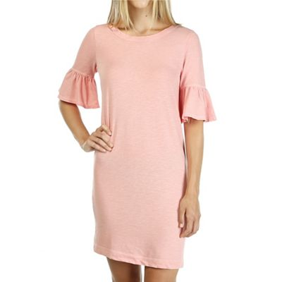 Splendid Women's Ruffle Sleeve Dress