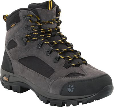 Jack Wolfskin Men's All Terrain 8 Texapore Mid Boot