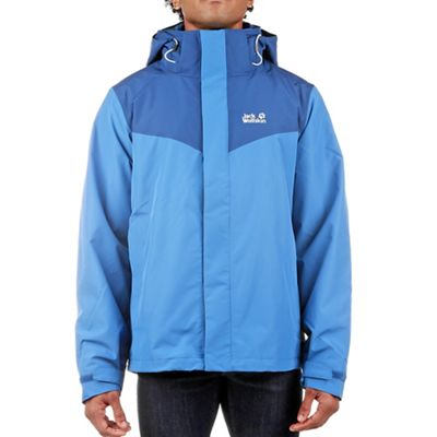 Jack Wolfskin Men's Arland 3in1 Jacket