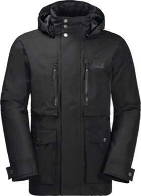 Jack Wolfskin Men's Bridgeport Bay Jacket