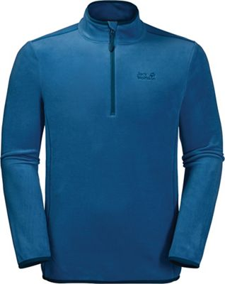 Jack Wolfskin Men's Echo Half Zip Top