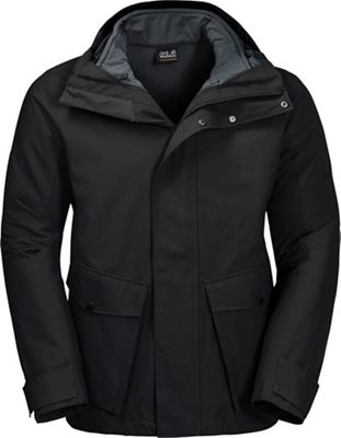 Jack Wolfskin Men's Falster Harbour Jacket