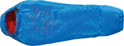 Jack Wolfskin Kids' Grow Up Sleeping Bag