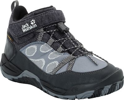 Jack Wolfskin Kids' Jungle Gym Texapore Mid Boot