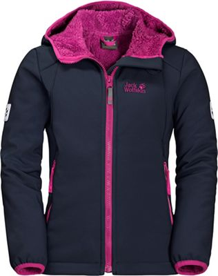 Jack Wolfskin Girls' Kissekatt Jacket