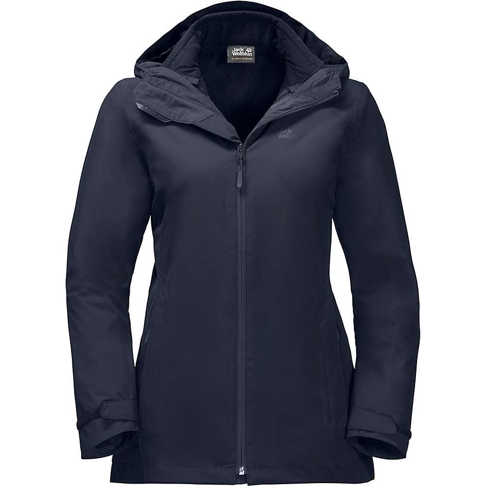 3 Norrland In Jack 1 Jacket Women's Wolfskin 6vb7yYfgI